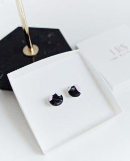 TAKE A BITE - Stud Earrings