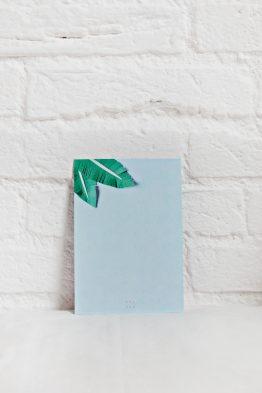 ART DIY | Handmade Collage Greeting Card