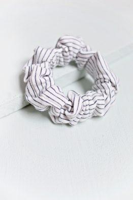 Hair Scrunchie - Stripes