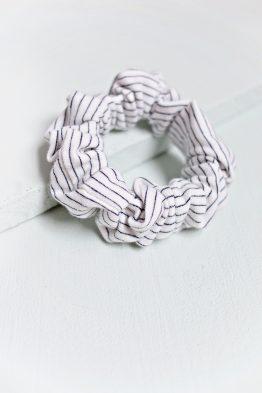 Hair Scrunchie - Stripes